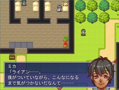 シルヴァニア・ショート・テイル ミカがんばりますっ Game Screen Shot