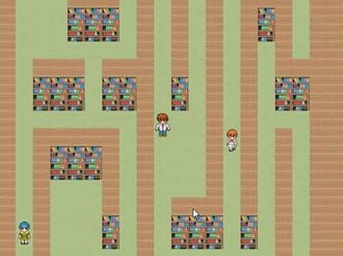 SCHOOL SWEEPER K 学園の影の掃除屋 Game Screen Shot4