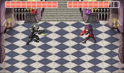APOSTLE of GENESIS ver.Sarvival Game Screen Shot1
