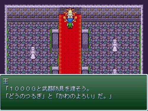 ブレイブファンタジア Game Screen Shot1