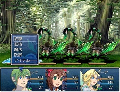 元素世界 ‐エレメントワールド‐ Game Screen Shot5