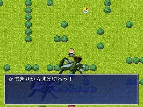 早いかまきり Game Screen Shot