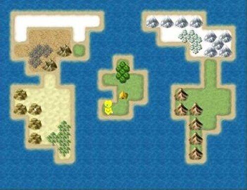 のんきなコンちゃん Game Screen Shot3