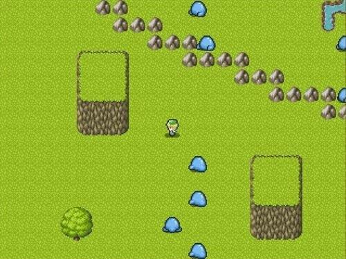 ボドの危険な島 Game Screen Shot
