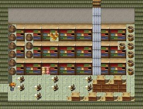 ラルフと不思議な館 Game Screen Shot3