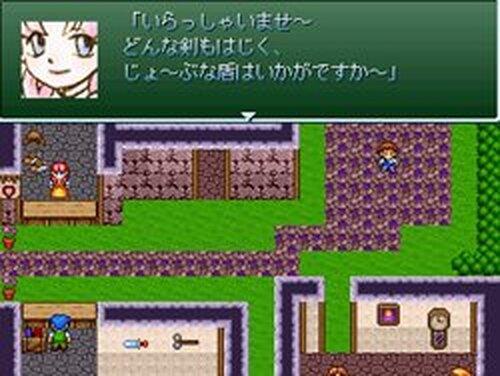防具屋の女の子 Game Screen Shots