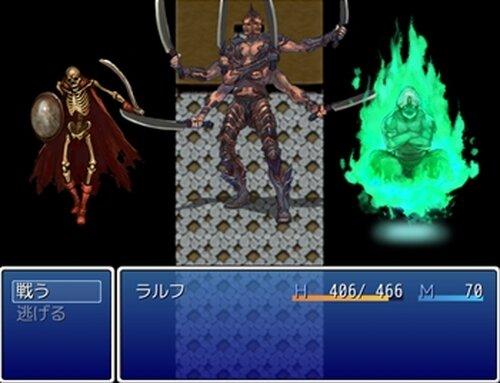 いきなり魔王戦!!!Ⅱ Game Screen Shots