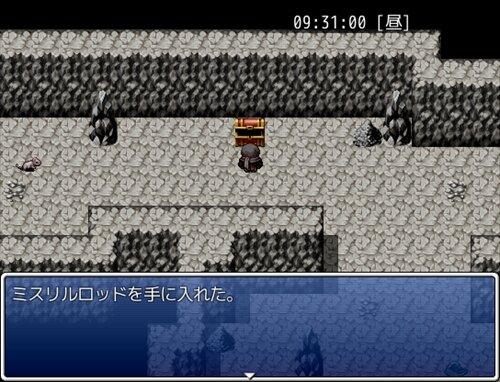黒き森の庭 Game Screen Shot1