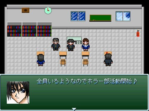 Three sage of future Game Screen Shot1