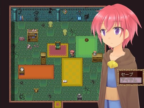 砂糖菓子と硝子片の悪魔 Game Screen Shot1