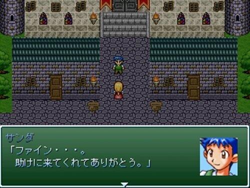 ウェザーワールド大冒険 ~ファインと6つのクリスタル~ Game Screen Shot4