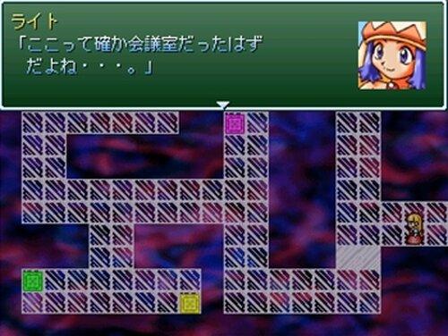 ウェザーワールド大冒険2 ~ファインと漂う謎の気配~ Game Screen Shot4