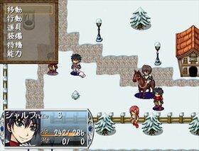 アルカナリッター・終章 Game Screen Shot2