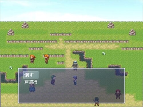 DarkJoe Game Screen Shot2