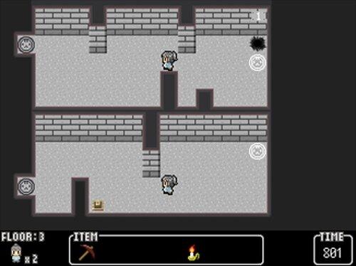 フェレスの塔 Game Screen Shot5