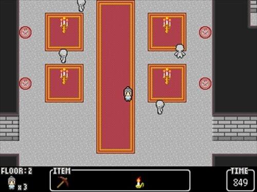 フェレスの塔 Game Screen Shots