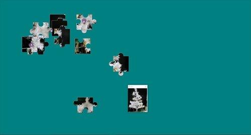 プレゼント・パズル(クリスマスバージョン) Game Screen Shot1