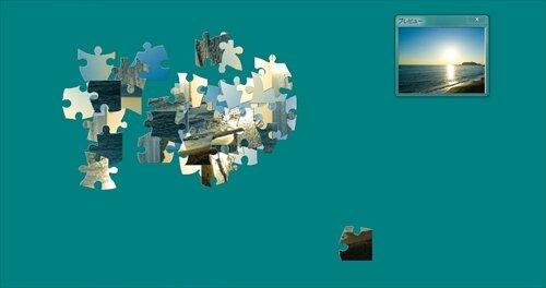 プレゼントパズル・正月バージョン Game Screen Shot1