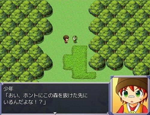 一角獣と矢印の聖域 Game Screen Shot2