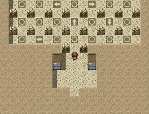 一角獣と矢印の聖域 Game Screen Shot4