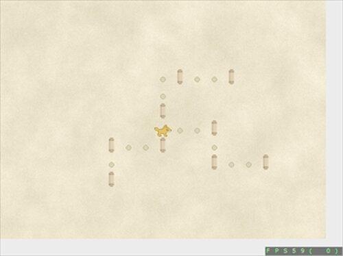 おきつねさま Game Screen Shot2