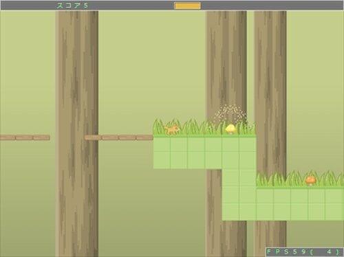 おきつねさま Game Screen Shots