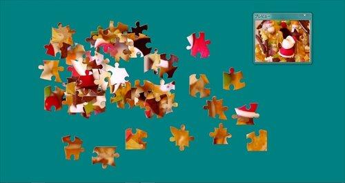 「プレゼントパズル」 クリスマス祝い バージョン Game Screen Shot1