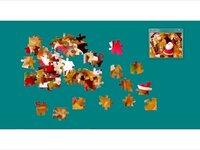 「プレゼントパズル」 クリスマス祝い バージョン