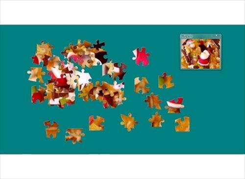 「プレゼントパズル」 クリスマス祝い バージョン Game Screen Shots