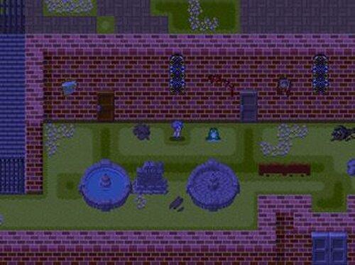 冷たい雨と洋館の物語 Game Screen Shot3