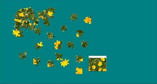 『プレゼントパズル』 プロポーズ・告白に贈る花 バージョン Game Screen Shot1