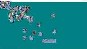 『プレゼントパズル』 プロポーズ・告白に贈る花 バージョン Game Screen Shot3