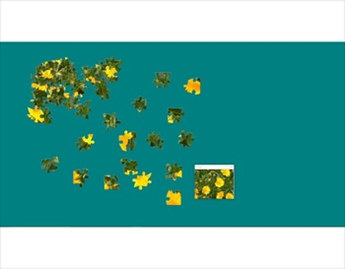 『プレゼントパズル』 プロポーズ・告白に贈る花 バージョン Game Screen Shots