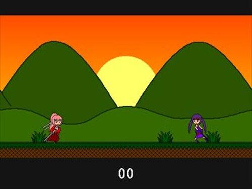 刹那を見斬り Game Screen Shot2