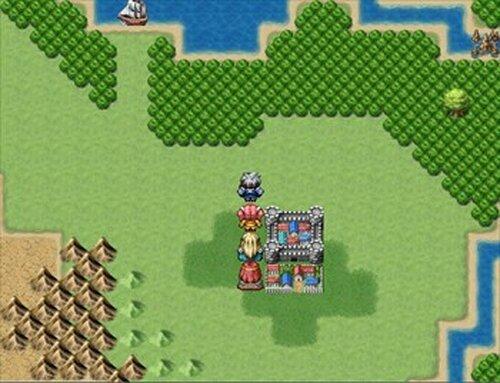 デフォルトゲート Game Screen Shot3