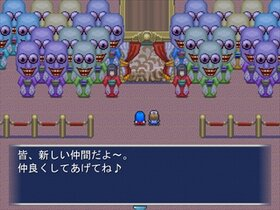 青巫女幻想曲 Game Screen Shot3