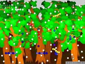 (魔王の)サンタのシューティング Game Screen Shot4