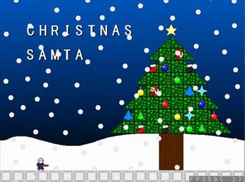 クリスマスサンタ Game Screen Shot2