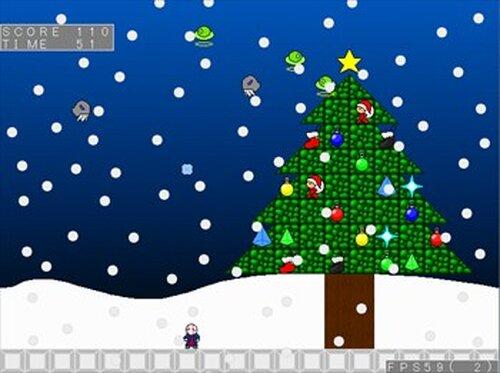 クリスマスサンタ Game Screen Shot3