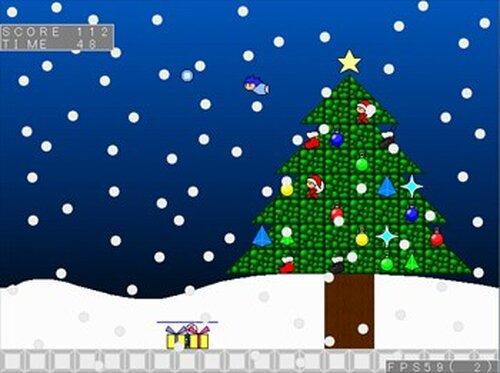 クリスマスサンタ Game Screen Shot4