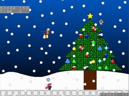 クリスマスサンタ Game Screen Shot5