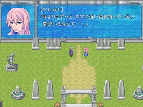 徒花の守護者 -Diverge- Game Screen Shot4