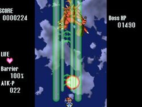 エスパレックス -ESP.Ale.X- Game Screen Shots