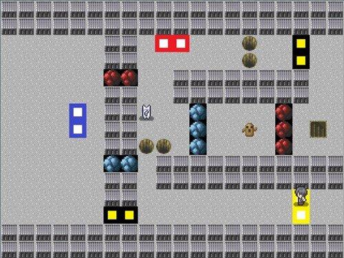 ROLE SHARING Game Screen Shot