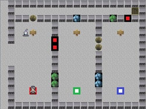 ROLE SHARING Game Screen Shot2
