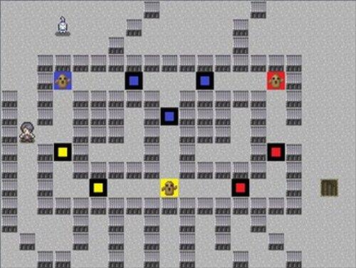 ROLE SHARING Game Screen Shots