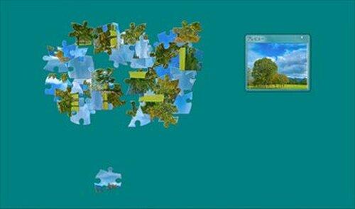 『PHOTO PUZZLE』~厳選自然素材 Game Screen Shot4