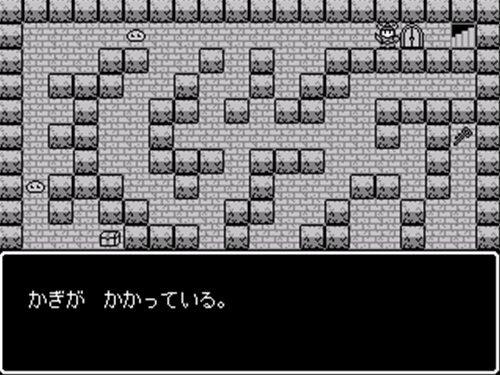 クラシックダンジョン Game Screen Shot1
