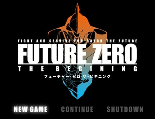 FUTURE ZERO - THE BEGINING - Game Screen Shot2