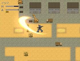 FUTURE ZERO - THE BEGINING - Game Screen Shot3